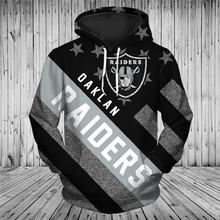 Las vegas fashion cool football 3d hoodies sportswear american