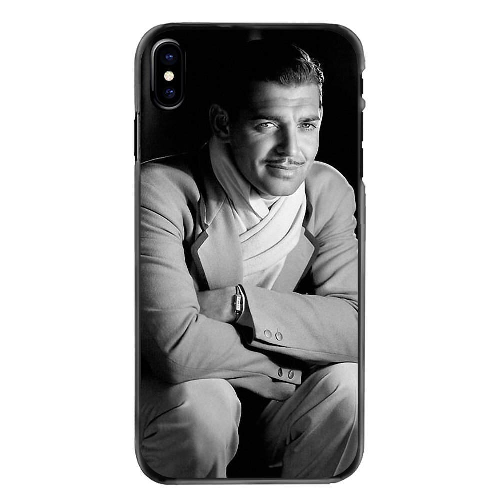 Clark Gable What a hamdsome man For Samsung Galaxy A3 A5 A7 A8 J1 J2 J3 J5 J7 Prime 2015 2016 2017 Accessories Phone Cases Cover image