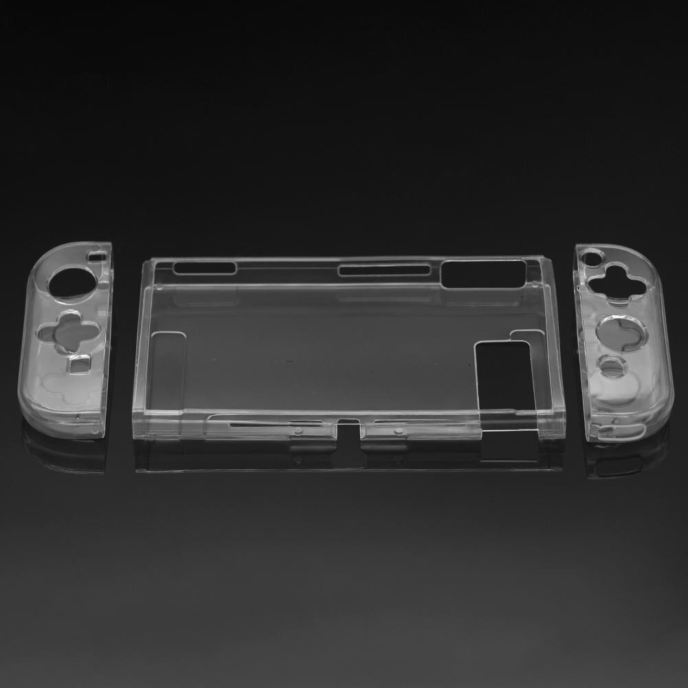 Weiche TPU Transparent Shell Schutzhülle Abdeckung Rahmen Klare Protector für Nintend Schalter Lite Spielkonsole Zubehör