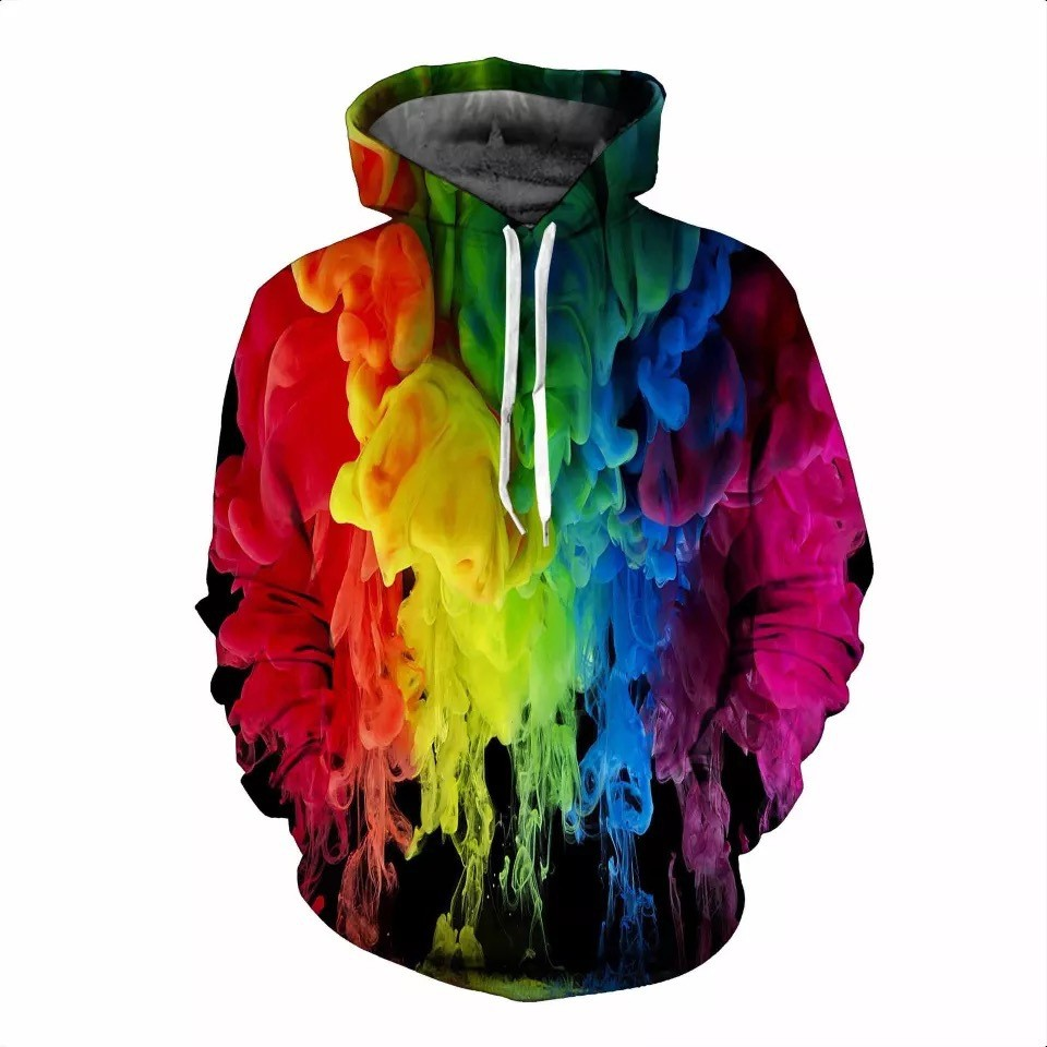 3D Printed 2020 Trend Art Hoodies 26