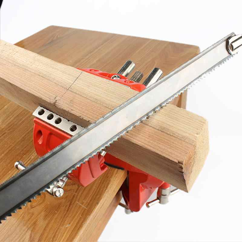 10PCS 12-inch Double-Sided Hacksaw Blade Hand Saw Blade Woodworking Cutter