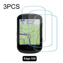 3PCS Screen Protector For Garmin Edge 530/830 Tempered Glass Protectors
