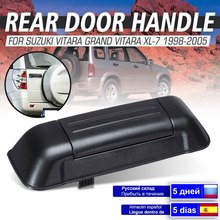 Manija de la puerta trasera del maletero para Suzuki Vitara Grand Vitara, XL 7, 1998, 1999, 2000, 2001, 2002, 2003, 2004, 2005