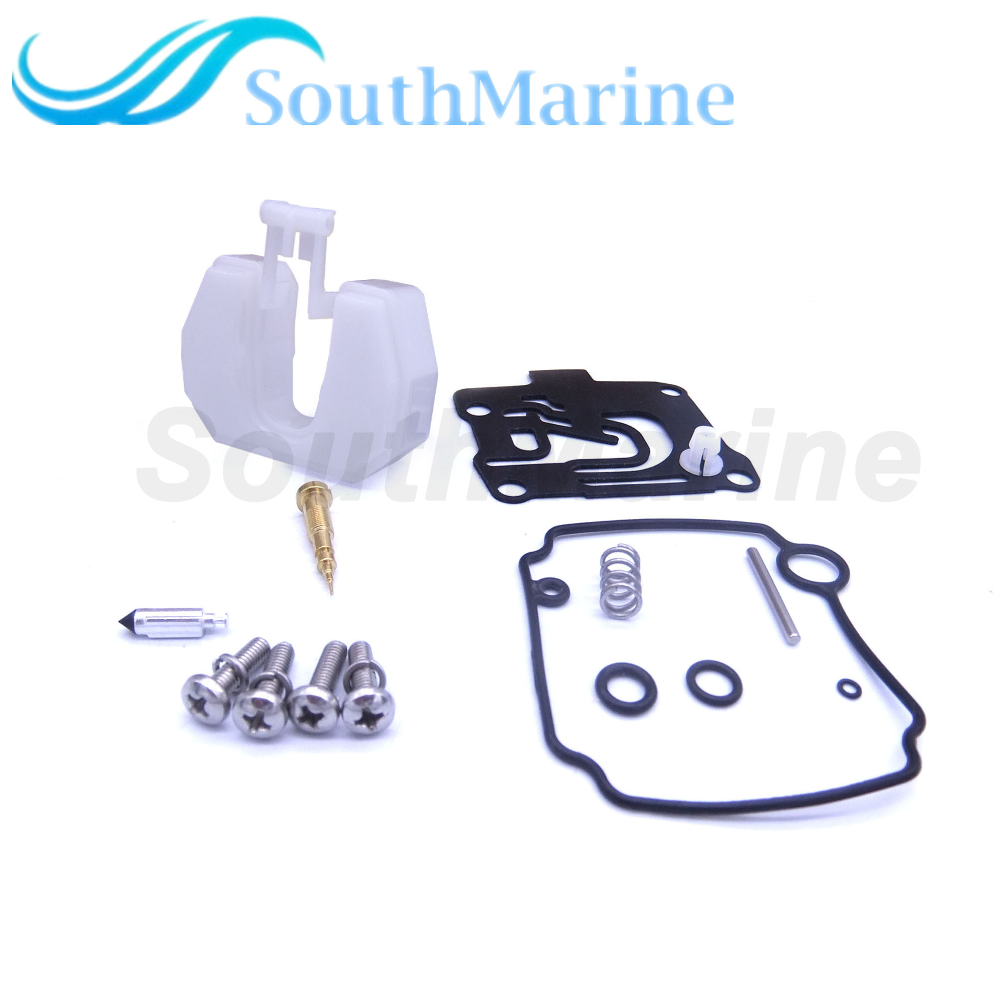 62Y-W0093-10 62Y-W0093-11 Carburetor Repair Kit For Yamaha Outboard Engine 50HP T50 F50