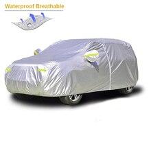 Car-Covers Car-Tarpaulin Protective-Suv Umbrella Bach Universal Auto Sedan for The-Car