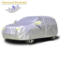 Car-Covers Blanket Auto Umbrella Windshield-Screen Bach Protective-Suv Sedan for Pvc