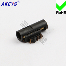 15 PCS PJ-3087 Power Socket 3.5 Headphone socket Switch PJ-336 sinking plate 3.5MM Socket Master цена