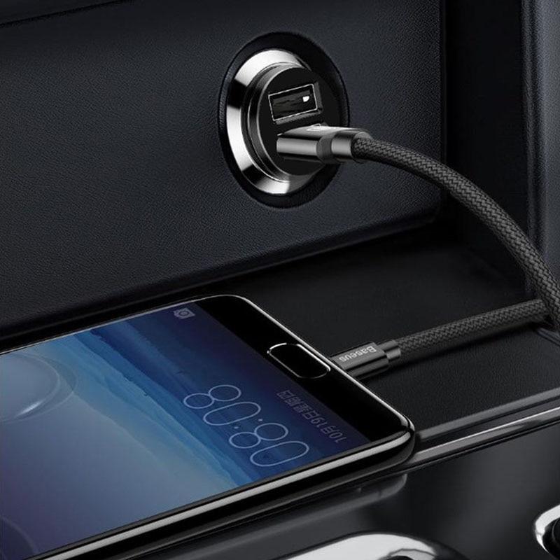 Mini Dual Car Charger Car Electronics 6ee592b94717cd7ccdf72f: 2.4A|3.1A|4.8A