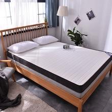Vescovo colchão com espuma de memória, cama reforçada, colchão massageador para casal, cama de casal queen e king