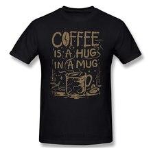 Camiseta de algodón A la moda, informal, divertida y fresca, de manga corta