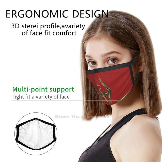Skyrim маска -