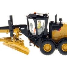 Литая модель автомобиля DM 1: 87 масштаб 12M3 автогрейдер-Высокая линия серии 85520 модель грузовика детские игрушки коллекция подарок