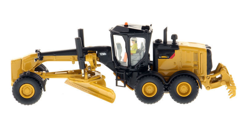 Diecast Model Car DM 1:87 Scale 12M3 Motor Grader-High Line Series 85520 Truck Model Kids Toys Collection Gift
