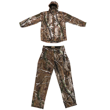 Suit Camo Pants Trousers Jacket Hooded Pine-Branch 3D And Hunting Breathable