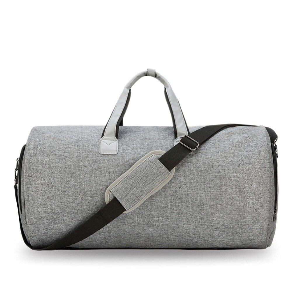 Sportiva Da Viaggio Carry On Attaccatura Valigia Abbigliamento Sacchetto Di Affari New Con Cinghia Di Spalla Borsa ML-103
