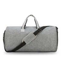 Sportiva Da Viaggio Carry on Attaccatura Valigia Abbigliamento Sacchetto di Affari Nuovo con Cinghia di Spalla Borsa ML-103