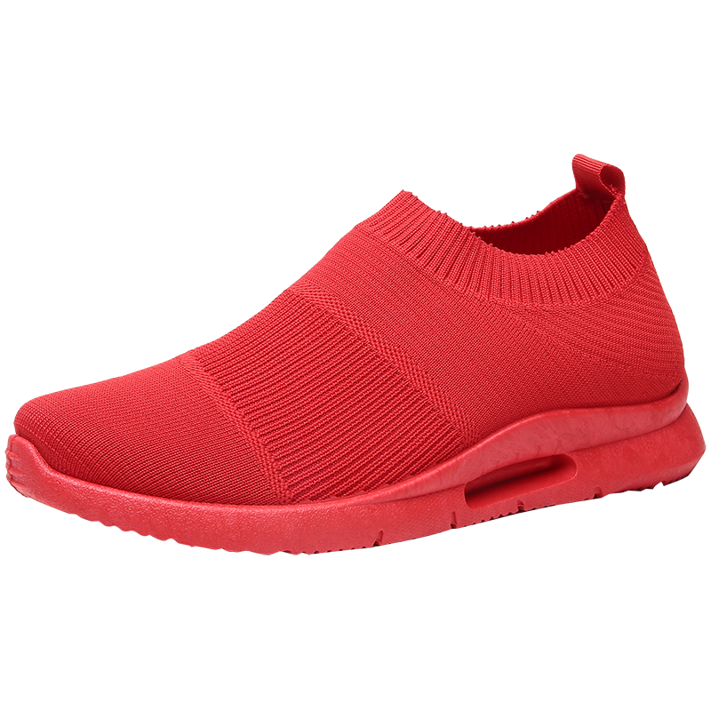 Light Running Shoes Men 400g Women Jogging Shoes Breathable Men's Shoes Slip On Loafer Shoe For Male Size 46 DropShipping