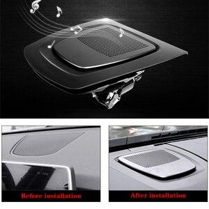 Image 3 - רכב לוח מחוונים רמקול עבור BMW f15 f16 f25 f26 X3 X4 X5 X6 אוטומטי הרמת אודיו רמקול הטוויטר מוסיקה נגן קרן רמקולים