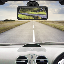 Rear-View-Mirror-Interior Panoramic Suction-Cup Interior-Accessories Car with Adjustable