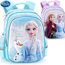 2019 Disney frozen2 backpack Elsa Anna Snow Queen Olaf Backpacks kindergarten kids Bag Breathable backpack girls Christmas gift backpack anna luchini сумки стеганые