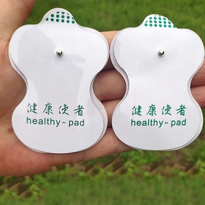 Image 3 - 20pcs/lot Healthy Pad Electrodos Electrode Massage Pads for Digital Tens Acupuncture Device Body Massager Therapy Machine