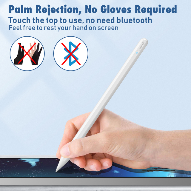 GOOJODOQ 12th Gen. Pencil für Apple Tablets 2