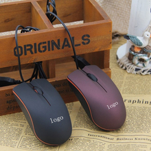 Wired-Optical-Mouse Mice Laptop DPI Macbook Rechargeable Computer Notebook-Game 1000