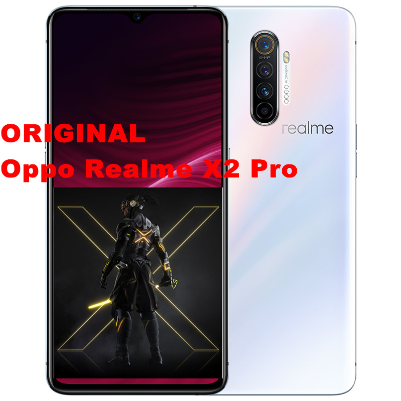 "Stock Original Realme X2 Pro Smart Phone Android 9 Snapdragon 855 Plus 6.5"" 90HZ 12G RAM 64.0MP 50W Super VOOC relme x2 pro|Cellphones| - AliExpress"