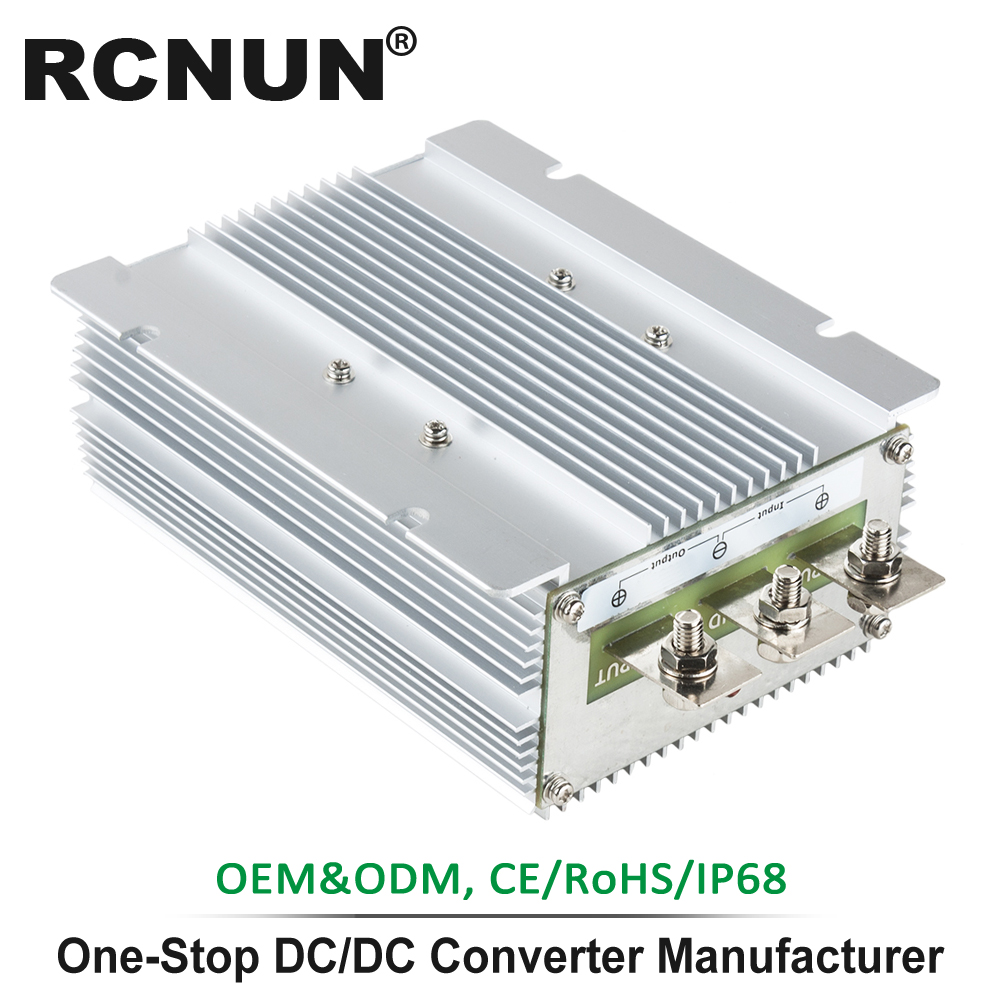 Image 4 - High Performance DC DC Boost Module 12V TO 24V 25A 30A 720W Step up DC DC Converter Boost Voltage Regulator for Cars Trucks-in Inverters & Converters from Home Improvement