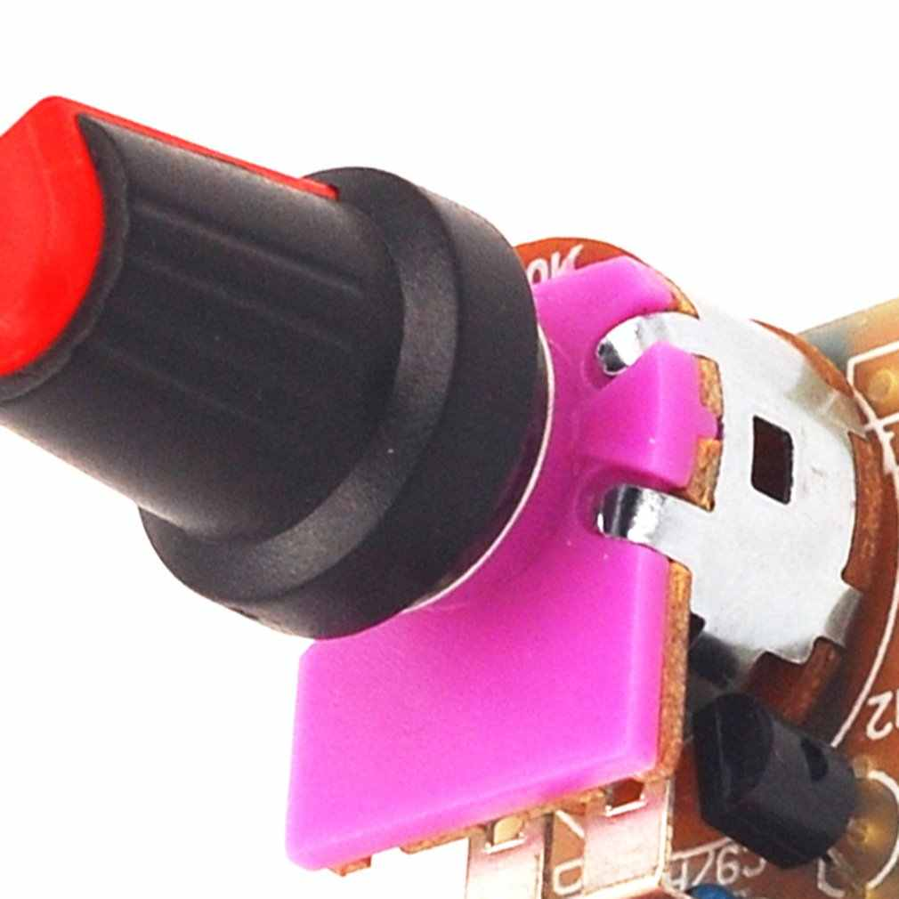 Module de gradation avec interrupteur 100W carte de gradation gradation interrupteur lampe de Table plaque de gradation Module de gradation pièces