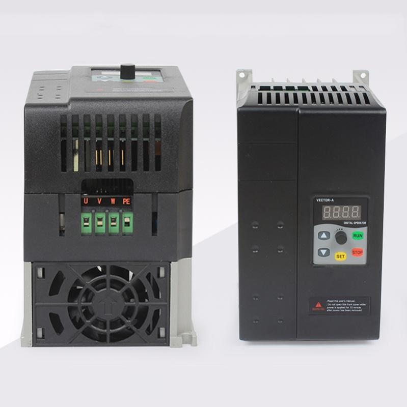 3KW 4HP <font><b>220V</b></font> 13A <font><b>1</b></font> To <font><b>3</b></font> <font><b>Phase</b></font> Variable Frequency <font><b>Inverter</b></font> Motor Drive VSD VFD for Motor Speed Control Converter 2020 image