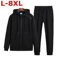 new Plus size 8XL 7XL New Jacket Men Fashion Casual Loose Mens Jacket Sportswear Bomber Jacket Mens jackets men and Coats