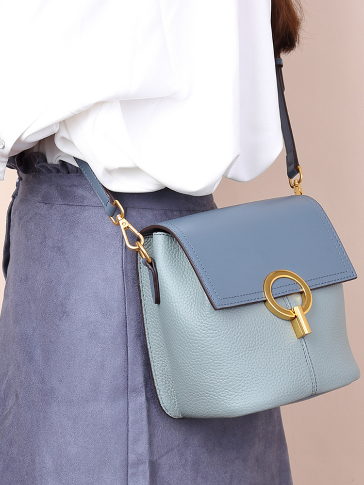 BISONJS Women Bags Crossbody-Bag Small Designer for B1669 High-Quality New
