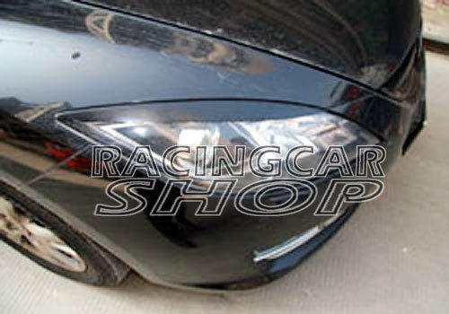 UNPAINTED EYELID EYEBROW EYELIDS EYEBROW 1PAIR for MAZDA 6 Mazda6 08-13 T040EF 1