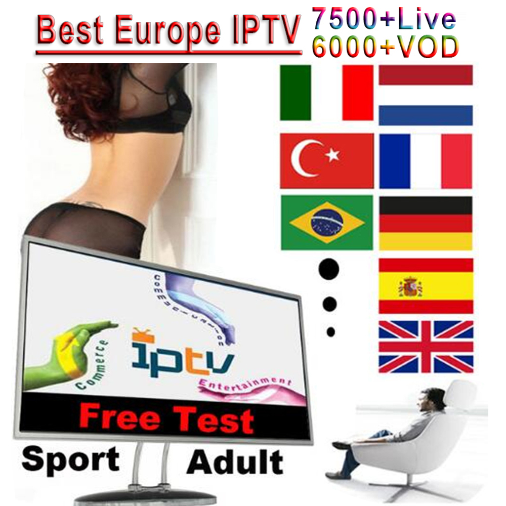 IPTV M3u Subscription Iptv Italy German Mediaset Premium For Android Box Enigma2 Smart TV Adult XXX