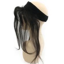 Lebeauty Lace Grip pour perruque juive casher perruques 100% non transformés vierge européenne cheveux I Band # 1B couleur livraison gratuite