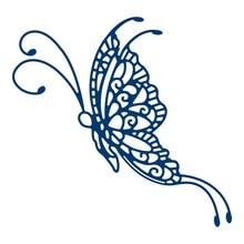 YaMinSanNiO Butterfly Dies Metal Cutting Dies New 2019 for Scrapbooking Embossing Dies Cut Card Making Stencils Craft Die Cut зубанова н а путеводитель по улицам москвы усадьба кусково