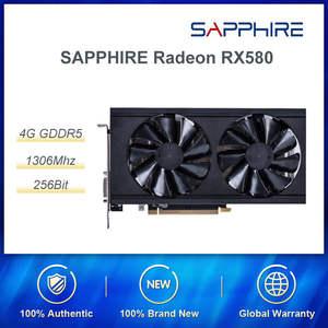 Desktop-Graphics-Card Gamers Radeon GDDR5 SAPPHIRE HDMI RX570 PUBG/GTA5 Compared AMD