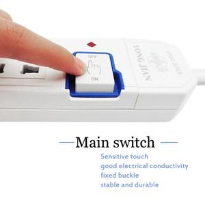 Image 2 - ขยายสายไฟAU CN EU US UK Plug Universalปลั๊กSocket Switch Power Board 1.5M Extension Cord 3500W 16A