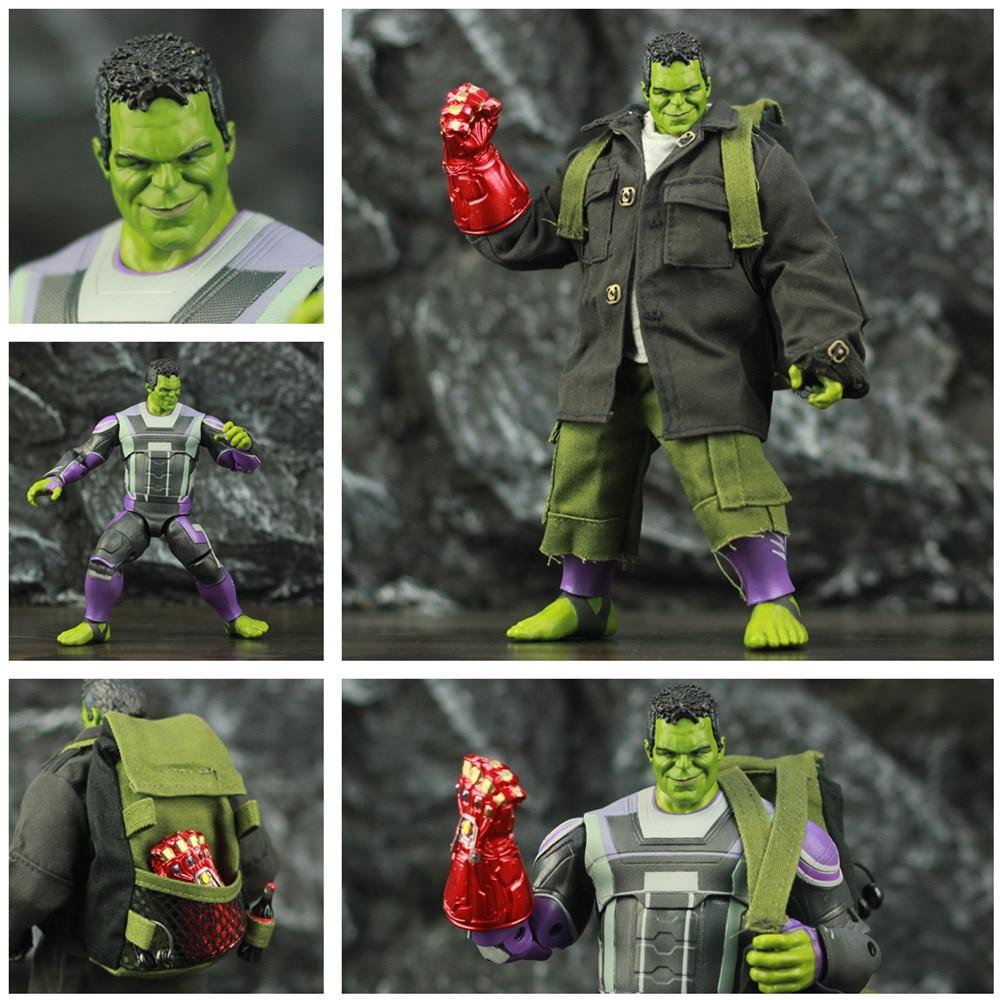 Custom Marvel Avengers 4 Endgame Hulk Quantum Suit 8