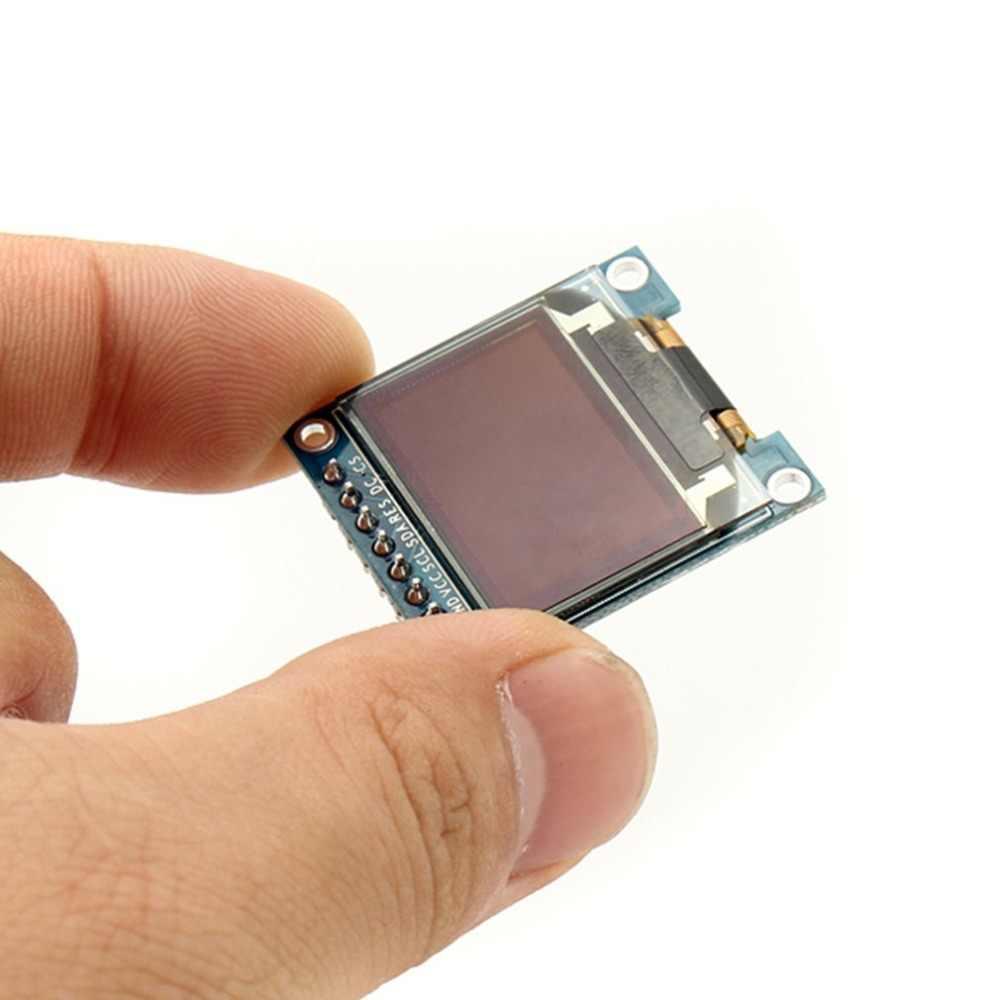 0.95 인치 spi 풀 컬러 oled 디스플레이 모듈 ssd1331 96x64 lcd arduino 용