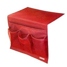 Holder Side-Organizer Hanging Storage-Bag Caddy Pockets Cloth Bedside Oxford Sofa 1PC