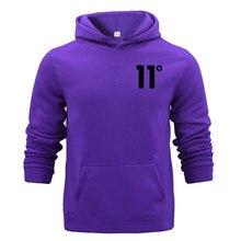 Hip Hop Casual Sweatshirts Streetwear Men Purple Girl Street Wear Hood Hoodies with Big Pocket Winter Outwear Pullover Jacket цена