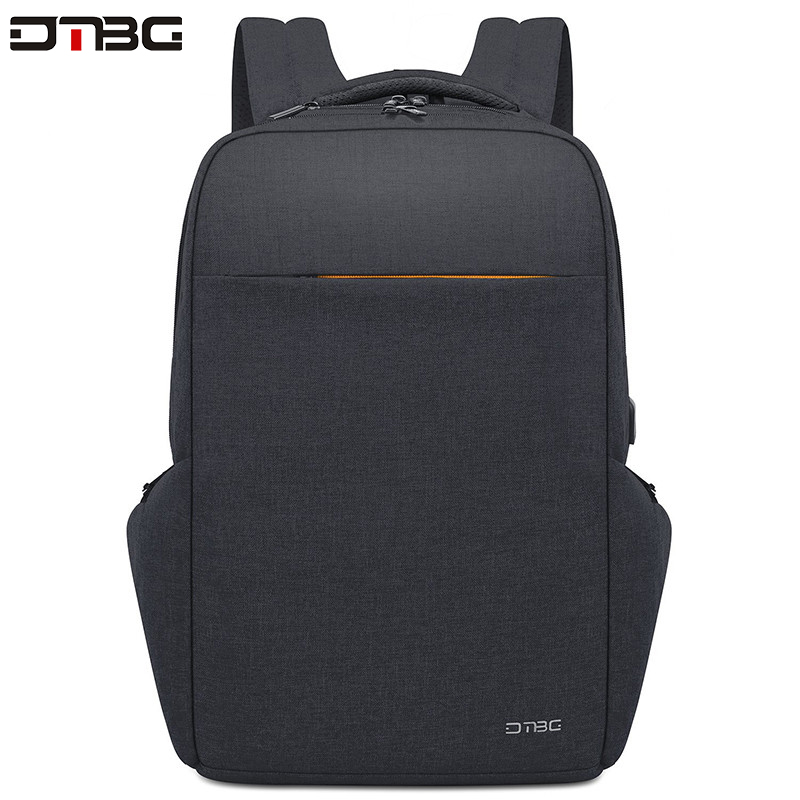 DTBG Waterproof Multifunction USB Charging Men 17.3inch Laptop Backpacks For Teenager Fashion Male Travel  Anti Theft Backpack