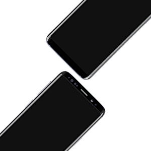 Image 5 - AMOLED لسامسونج غالاكسي S9 plus LCD مجموعة المحولات الرقمية لشاشة تعمل بلمس مع الإطار S9 + S9 LCD G960 G965 استبدال