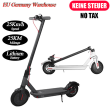No Tax ! Free Shipping EU/UK/US Warehouse Electric Scooter For 8.5inch Wide Wheel Bicycle Scooter 7.8Ah 250W With App LWT