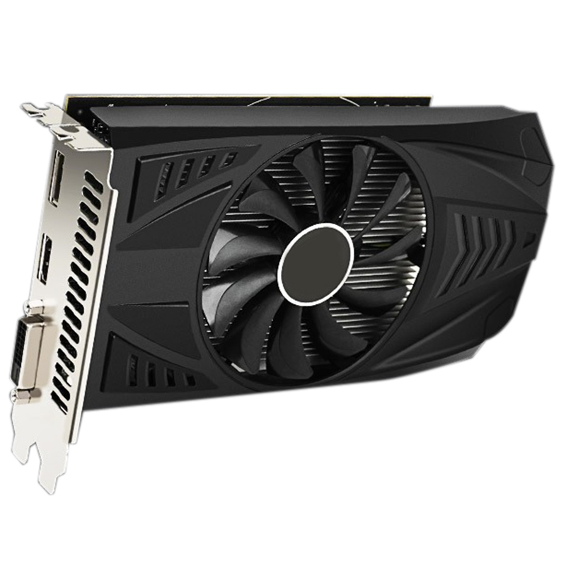 Rx 560 Gpu 4Gb Gddr5 128Bit Gaming Desktop Pc <font><b>Video</b></font> image Card Supports Dvi-D / Hdmi2.0B Pcie 16X image