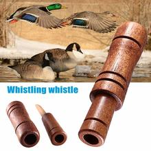 Decoy Hunting-Whistle Goose Pheasant-Fall Call-Bird Drop-Voice Imitating Outdoor Duck