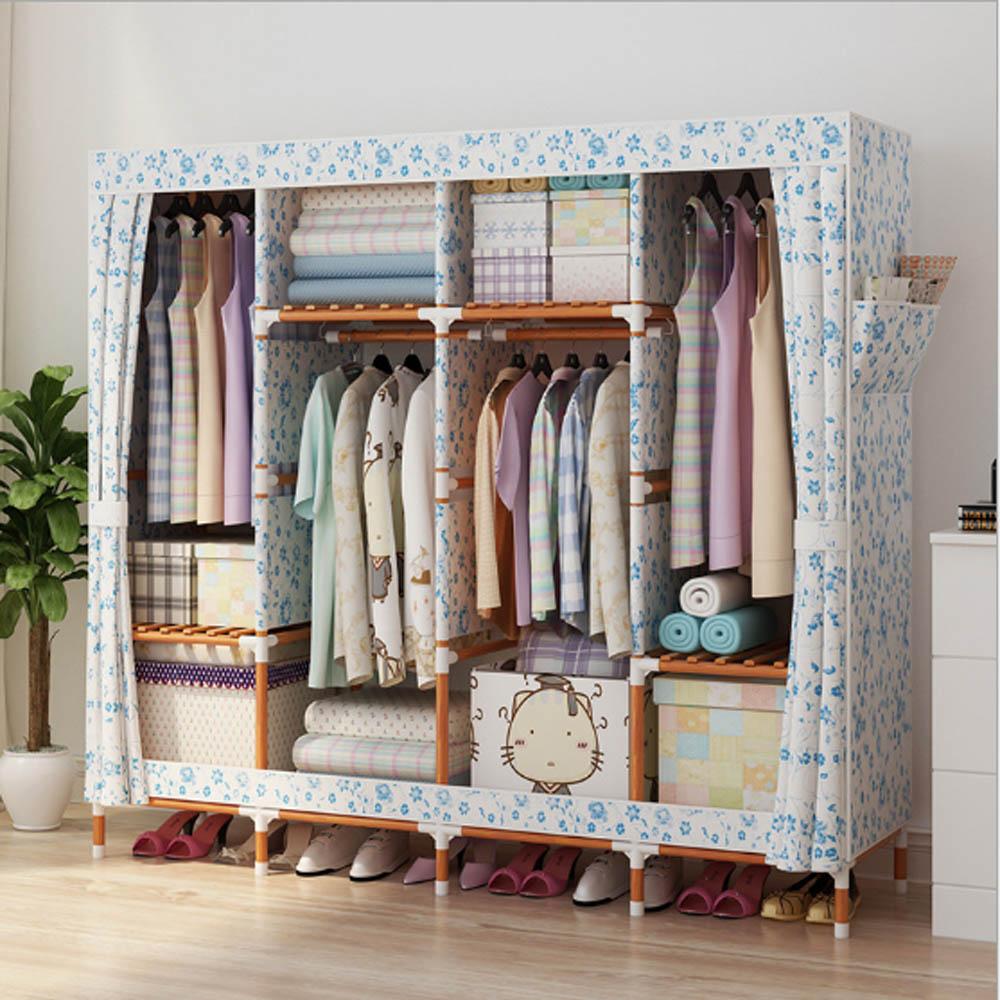 wooden wardrobe   length 165cm
