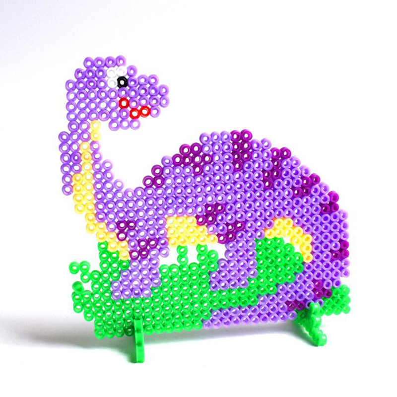 Fuse Beads Fashion Dinosaur Design Diy Creative Toys For Kids Educational 5mm Hama Beads Kit Aliexpress